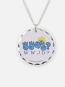 WWJD? Necklace