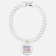 RBW Fingerspelled ABC Bracelet