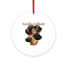 Mastiff 78 Ornament (Round)