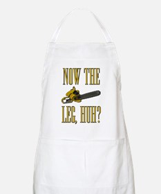 Now The Let, Huh? Scarface Chainsaw Apron