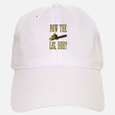 Now The Let, Huh? Scarface Chainsaw Baseball Baseball Cap