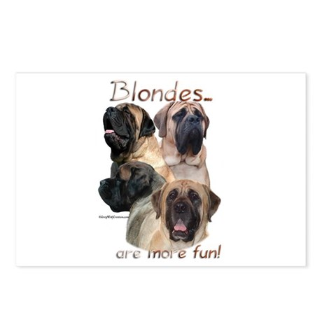 Mastiff 79 Postcards (Package of 8)