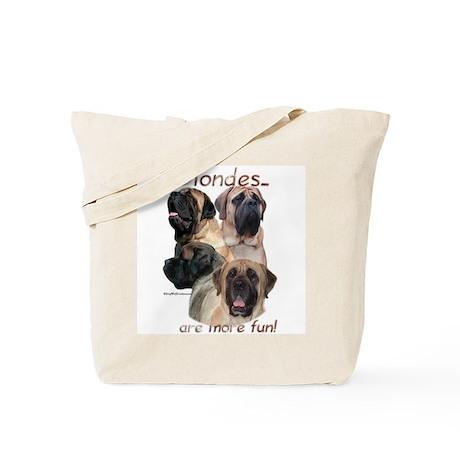 Mastiff 79 Tote Bag