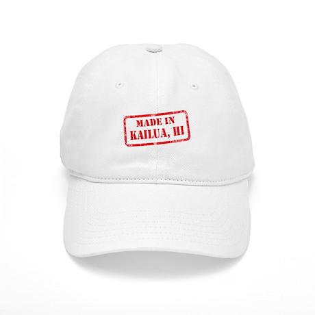 MADE IN KAILUA, HI Cap