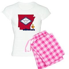 ILY Arkansas Pajamas