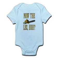 Now The Let, Huh? Scarface Chainsaw Infant Bodysui