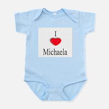 Michaela Infant Creeper