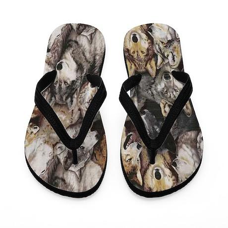Wolfe Flip Flops