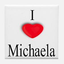 Michaela Tile Coaster