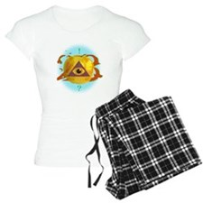 Illuminati Golden Apple Pajamas