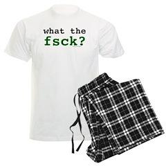 Whafsck? Pajamas