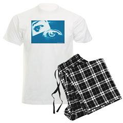 Positive-Negative Pajamas