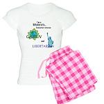 I'm a Moderate Women's Light Pajamas