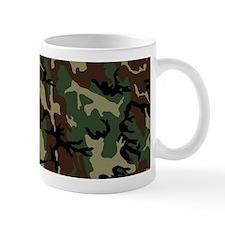 Camouflage Pattern Small Mug