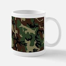 Camouflage Pattern Small Small Mug