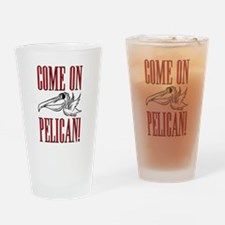 Come On, Pelican! Scarface Drinking Glass