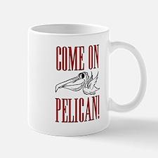Come On, Pelican! Scarface Mug
