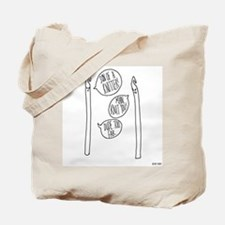 Knit You Tote Bag