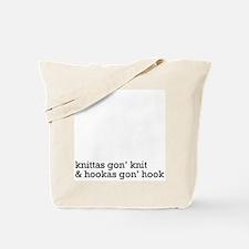 Hookas Gon' Hook Tote Bag
