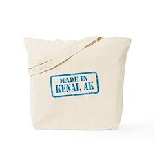 MADE IN KENAI Tote Bag