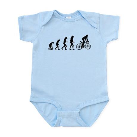 Evolution cycling Infant Bodysuit