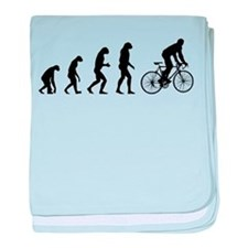 Evolution cycling baby blanket