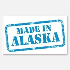 MADE IN ALASKA Decal
