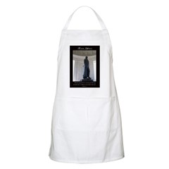 Thomas Jefferson Democracy Qu Apron