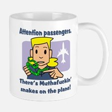 Attention Passengers SoaP Mug