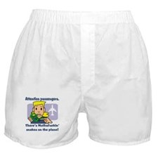 Attention Passengers SoaP Boxer Shorts