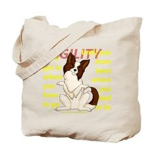 Agility Directions Tote Bag