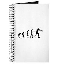 Evolution frisbee Journal