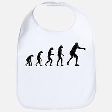 Evolution frisbee Bib