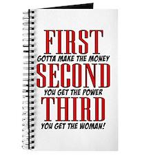 First The Money, Second Power, Third Woman Journal