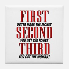 First The Money, Second Power, Third Woman Tile Co
