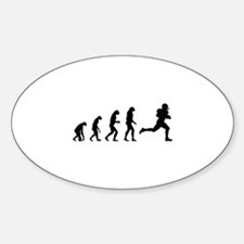 Evolution rugby Decal