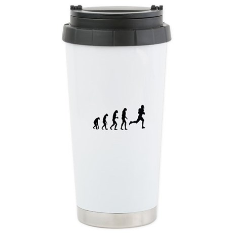 Evolution rugby Stainless Steel Travel Mug