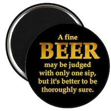 Czech Beer Proverb Magnet