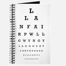 Welsh Eye Test Journal