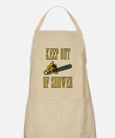 Keep Out of Shower Scarface Apron
