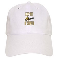 Keep Out of Shower Scarface Baseball Cap