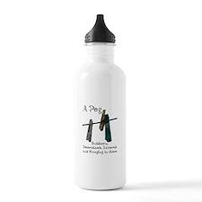 Pegs Water Bottle