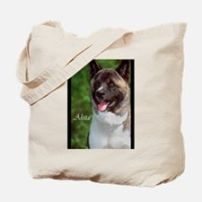 Akita Lovers Art Tote Bag