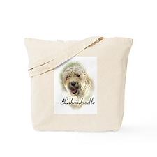 Labradoodle Art Tote Bag