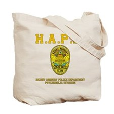 HAIGHT ASHBURY POLICE DEPT. Tote Bag