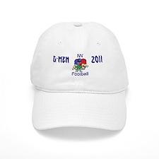 NY Football G-Men Baseball Cap