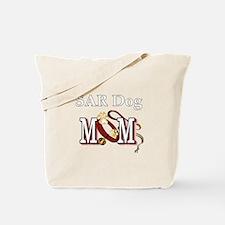 SAR Dog Mom Tote Bag