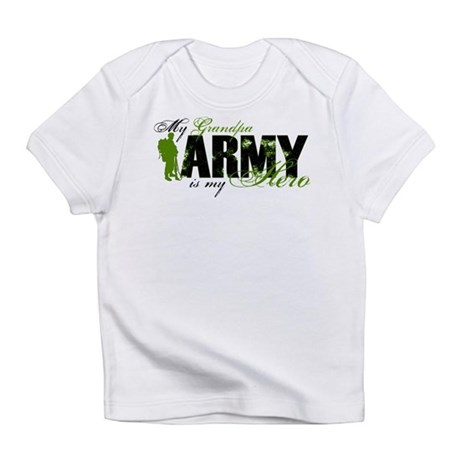 Grandpa Hero3 - ARMY Infant T-Shirt