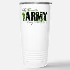 Grandpa Hero3 - ARMY Stainless Steel Travel Mug