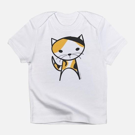 Calico Cat Infant T-Shirt